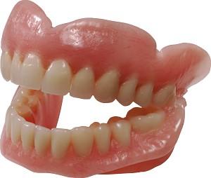 Зубные протезы (фотография)